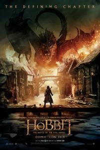 Comic Con Hobbit Poster