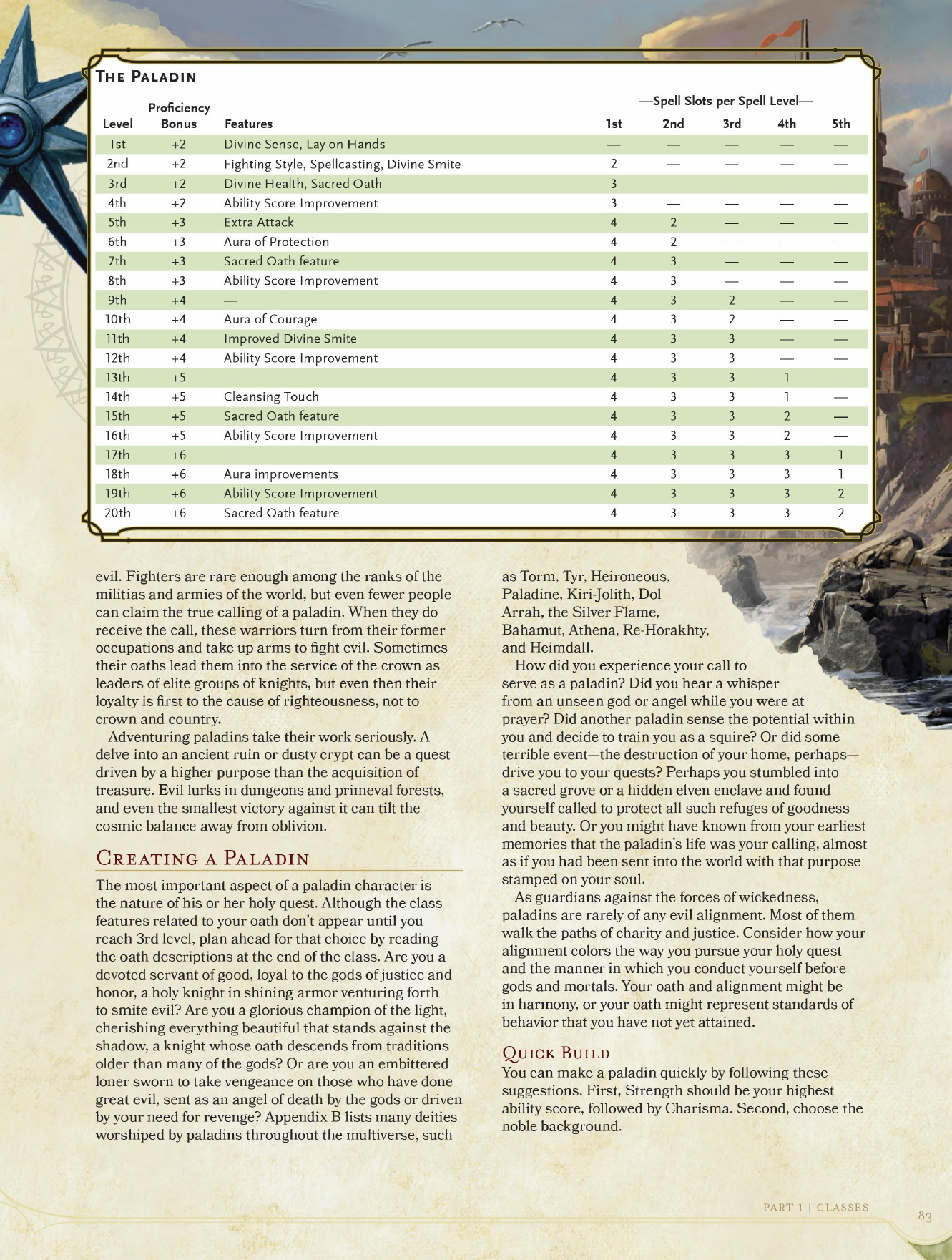 RPG – 5E: The Paladin & The Barbarian! – Talking Nerdy