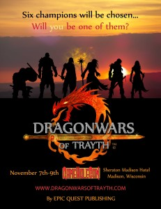 Dragonwars of Trayth