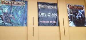 Obsidian & Pathfinder