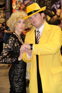 Dick Tracy Cosplay